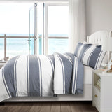 Rawson Stripe Duvet Cover 3 Piece Set