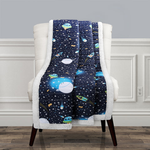 Universe Sherpa Throw