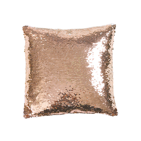 Mermaid Sequins Decorative Pillow