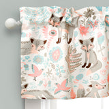 Pixie Fox Room Darkening Valance