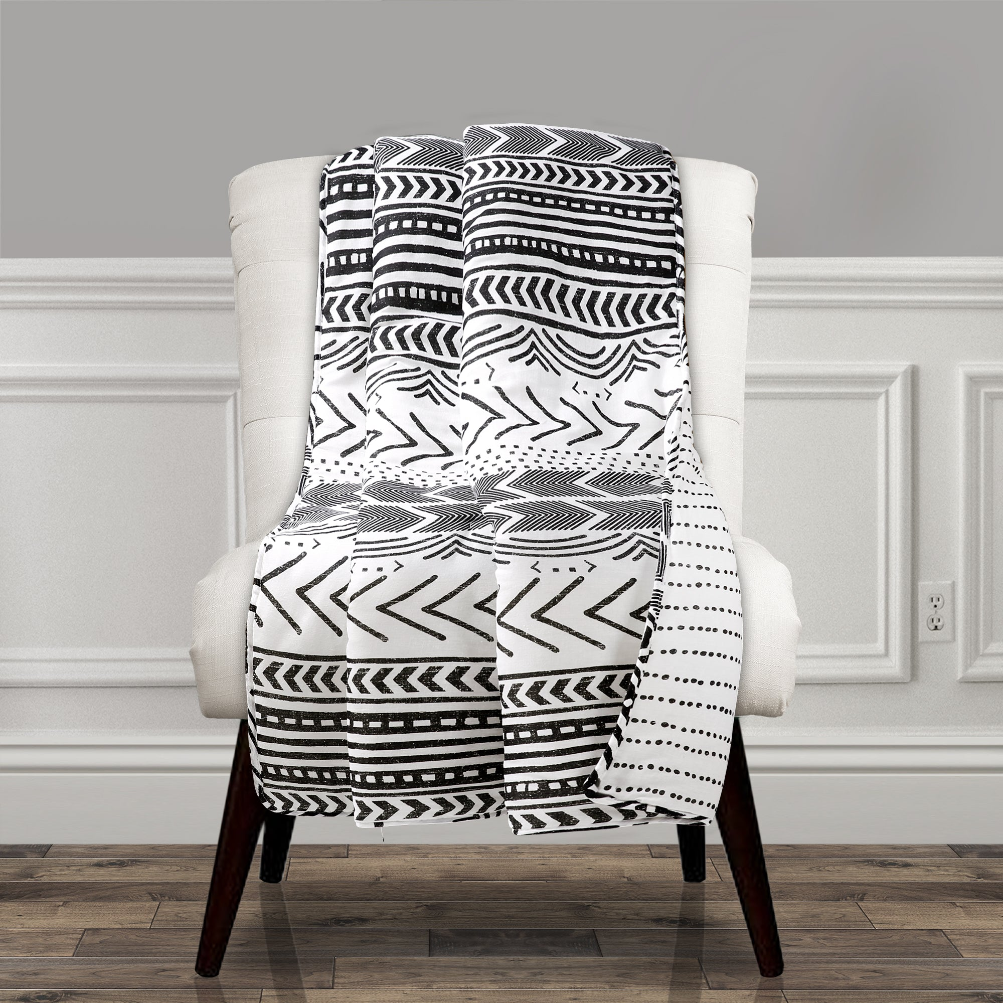 Hygge Geo Throw