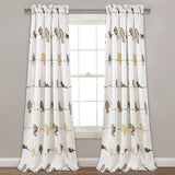 Rowley Birds Room Darkening Window Curtain Set