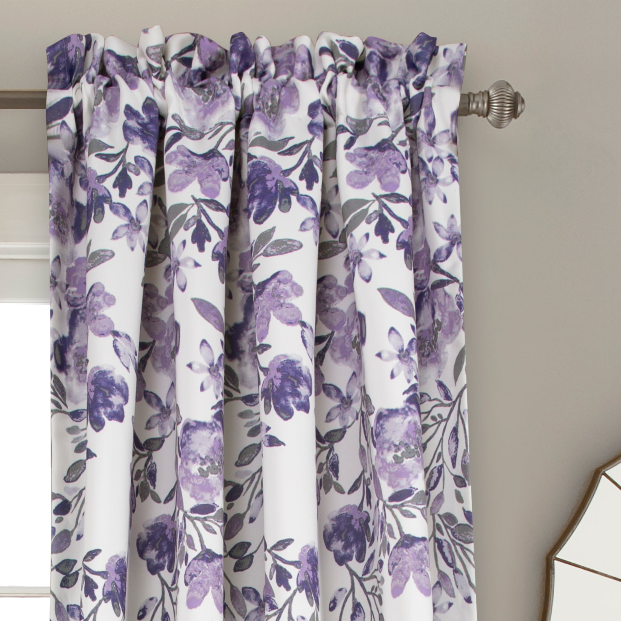 Tanisha Room Darkening Window Curtain Panel Set