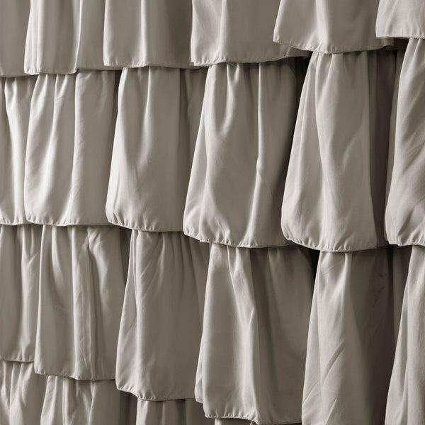Ruffle Shower Curtain