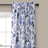 Cynthia Jacobean Room Darkening Window Curtain Set