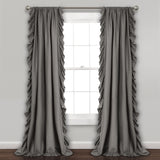 Reyna Window Curtain Panel Set