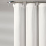 Scroll Medallion Shower Curtain