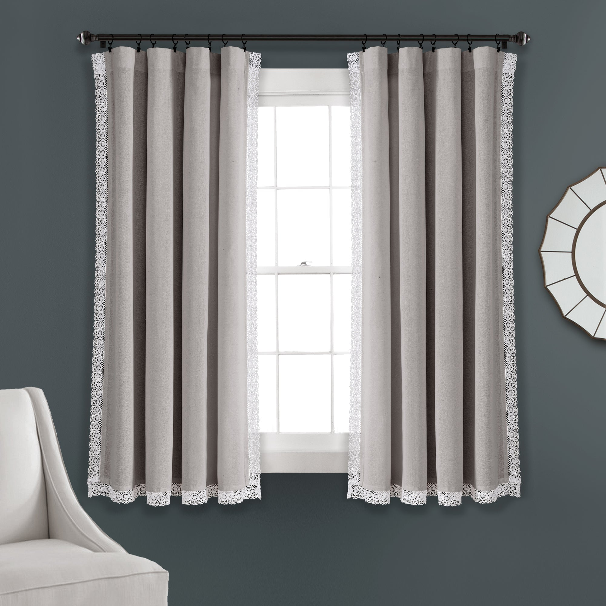 Rosalie Window Panel Set