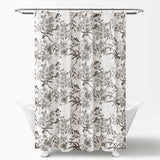 Botanical Garden Shower Curtain