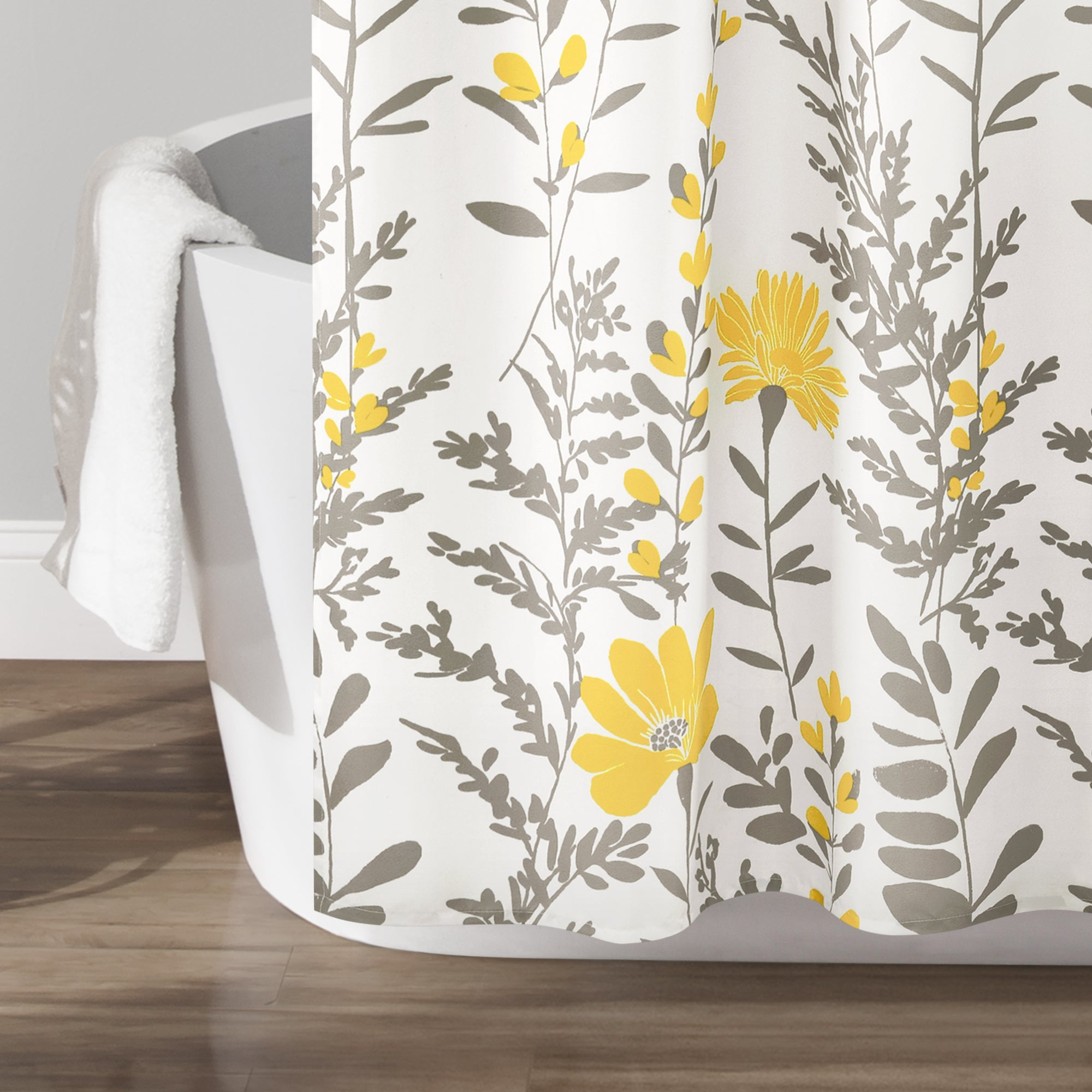 Aprile Shower Curtain
