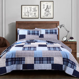 Greenville 2 Piece Quilt Set Twin