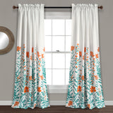 Aprile Room Darkening Window Curtain Set