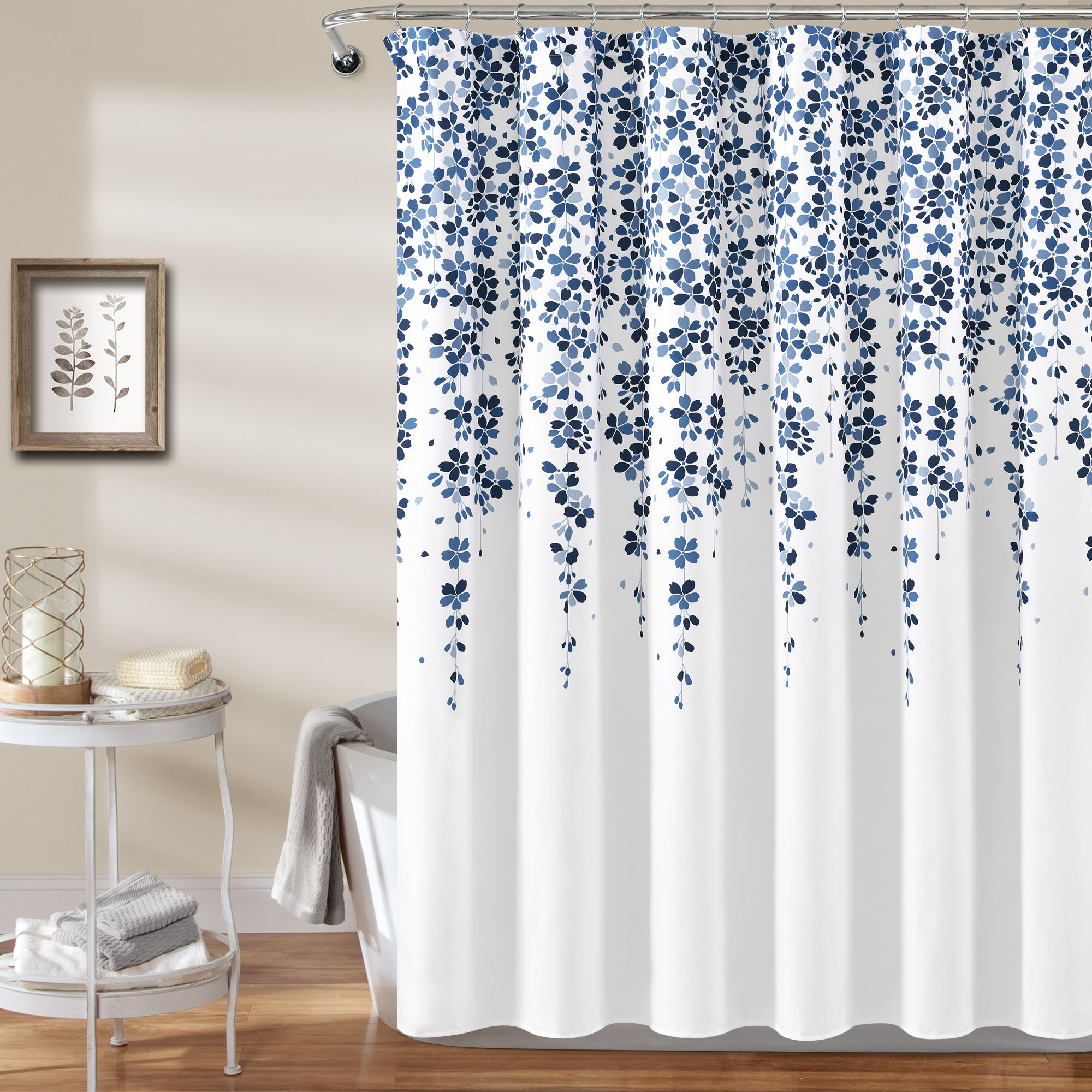 Weeping Flower Shower Curtain Lush Decor Www Lushdecor Com Lushdecor