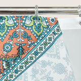 Bohemian Meadow Shower Curtain 14 Piece Complete Set