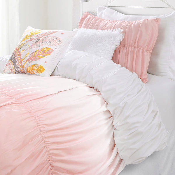 Umbre Fiesta Comforter Set Back To Campus Dorm Room Bedding