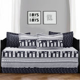 Llama Stripe 6 Piece Daybed Cover Set