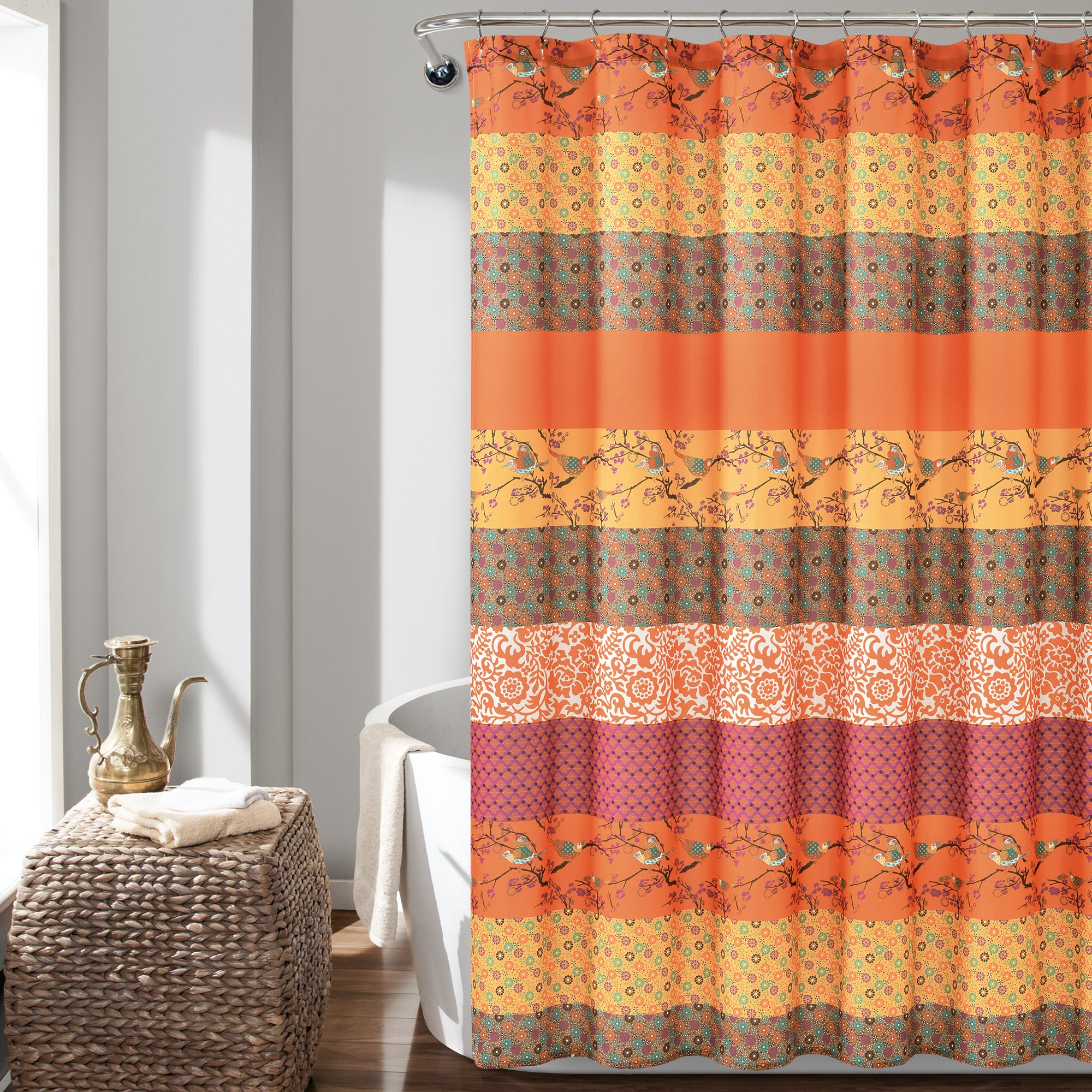 Royal Empire Shower Curtain