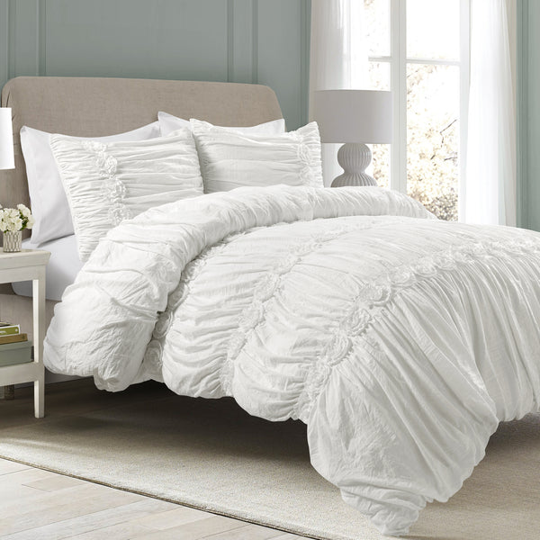 Darla 3 Piece Comforter Set