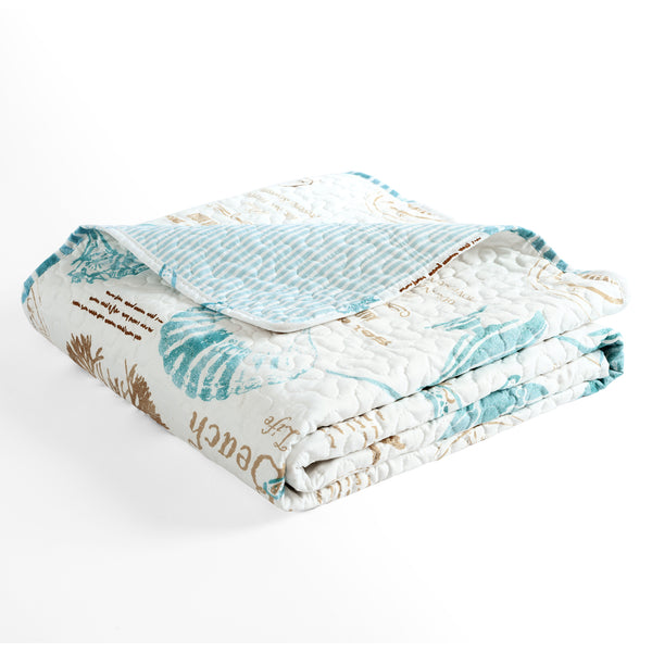 Harbor Life Throw