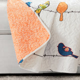 Rowley Birds Throw