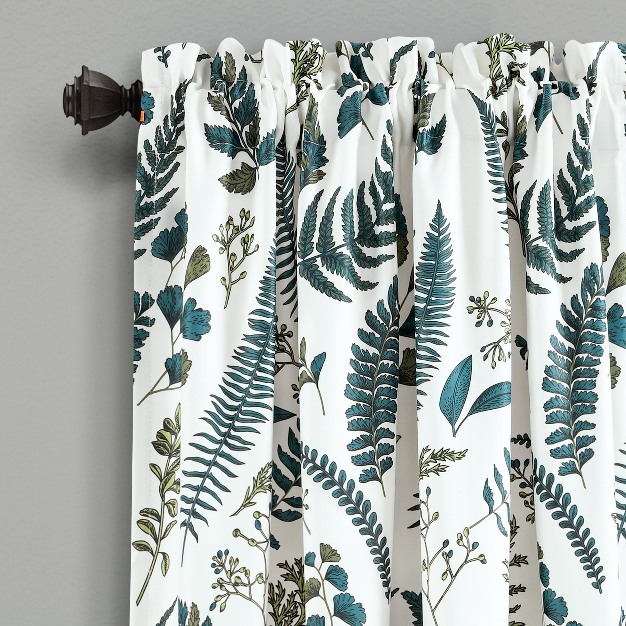 Devonia All Over Room Darkening Window Curtain Panel Set