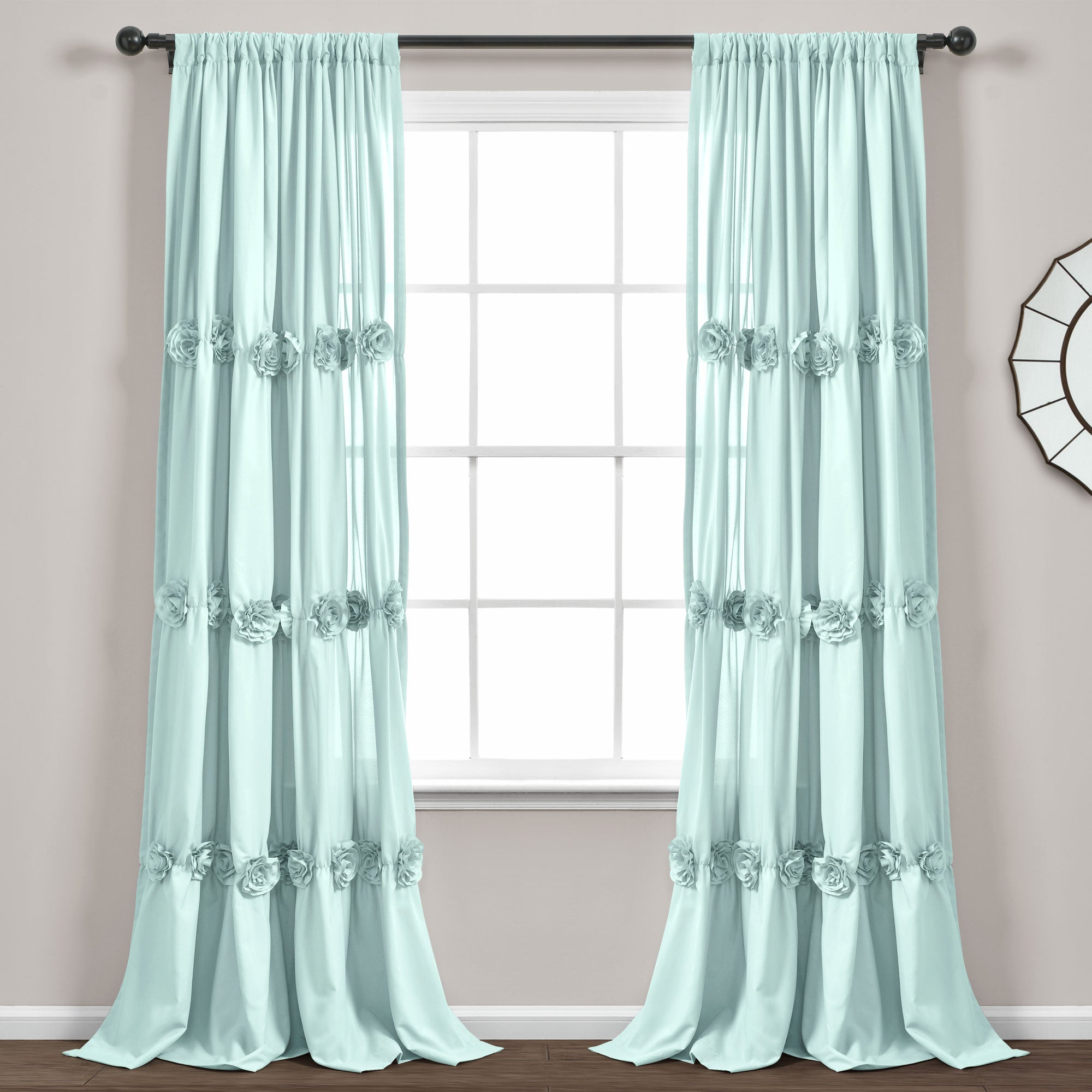 Darla Window Curtain