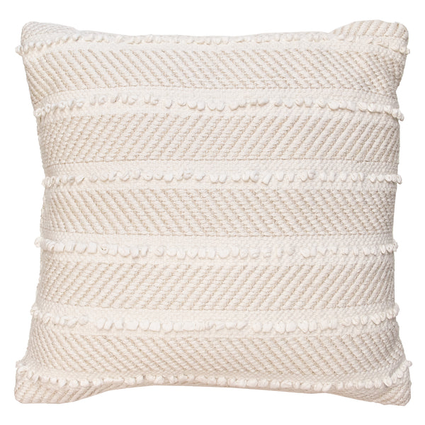 Columns Tufted Decorative Pillow