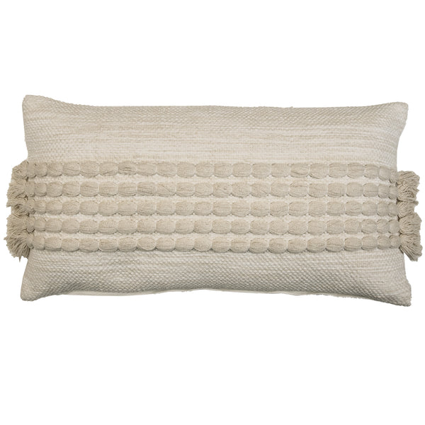 Linear Dotted Decorative Pillow