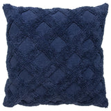 Tufted Diagonal Decorative Pillow