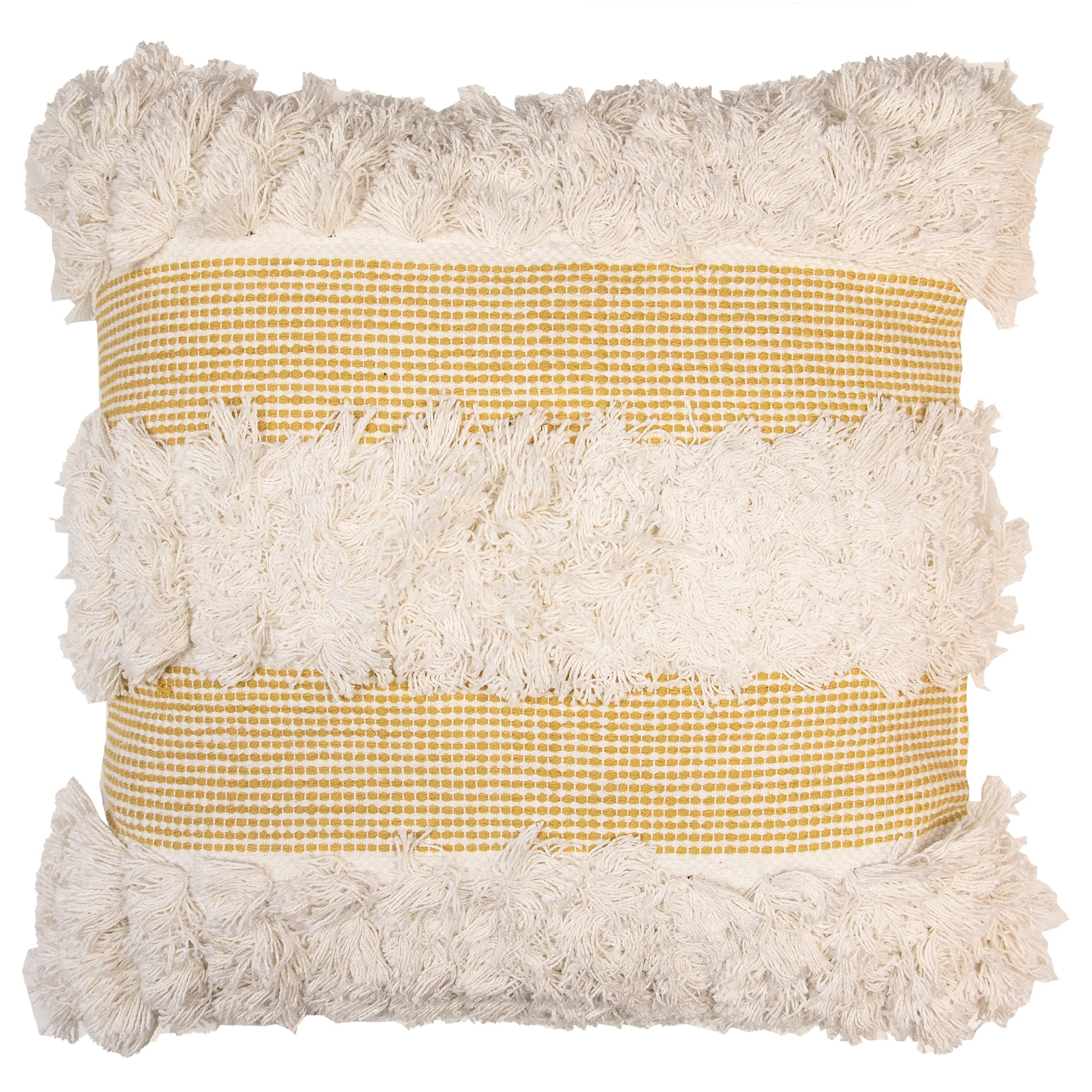 Toulouse Tassel Decorative Pillow