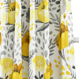 Poppy Garden Room Darkening Window Curtain Panel Set