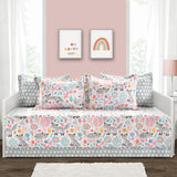 Pixie Fox 6 Piece Daybed Cover Set