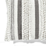 Bria Stripe Decorative Pillow Cover