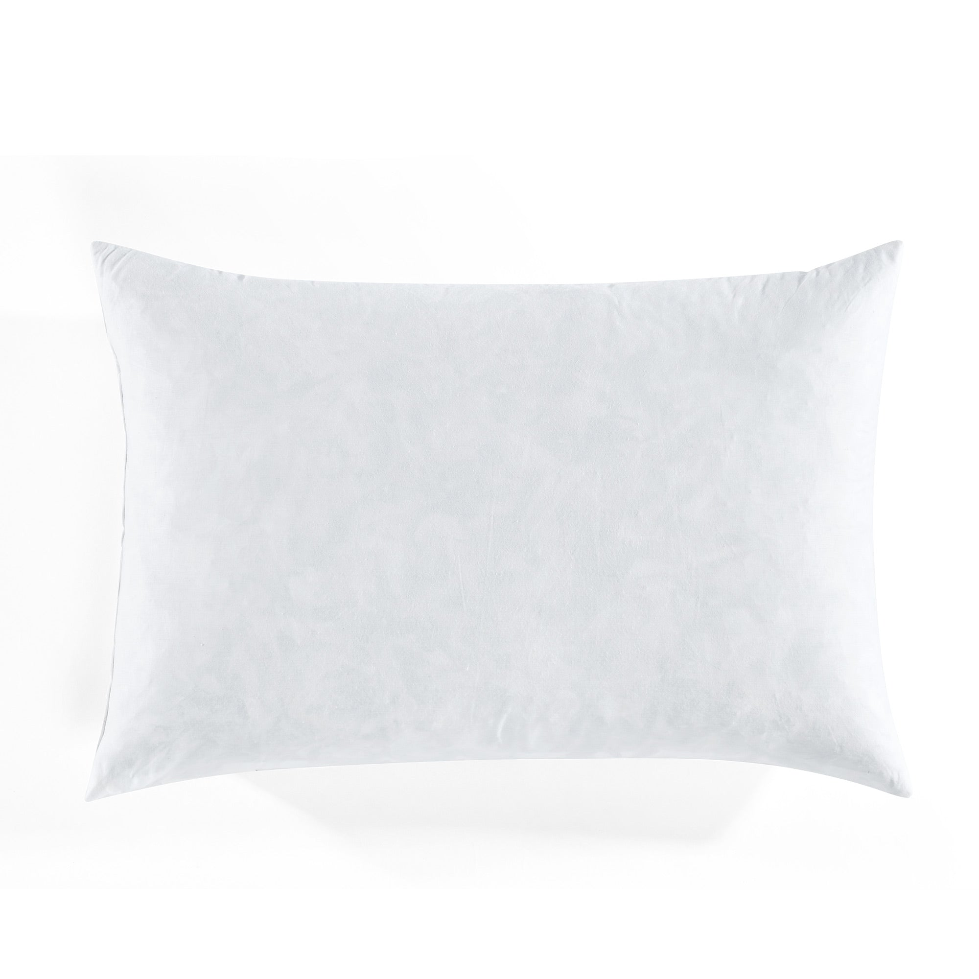 Feather Down in Cotton Cover Decorative Pillow Insert