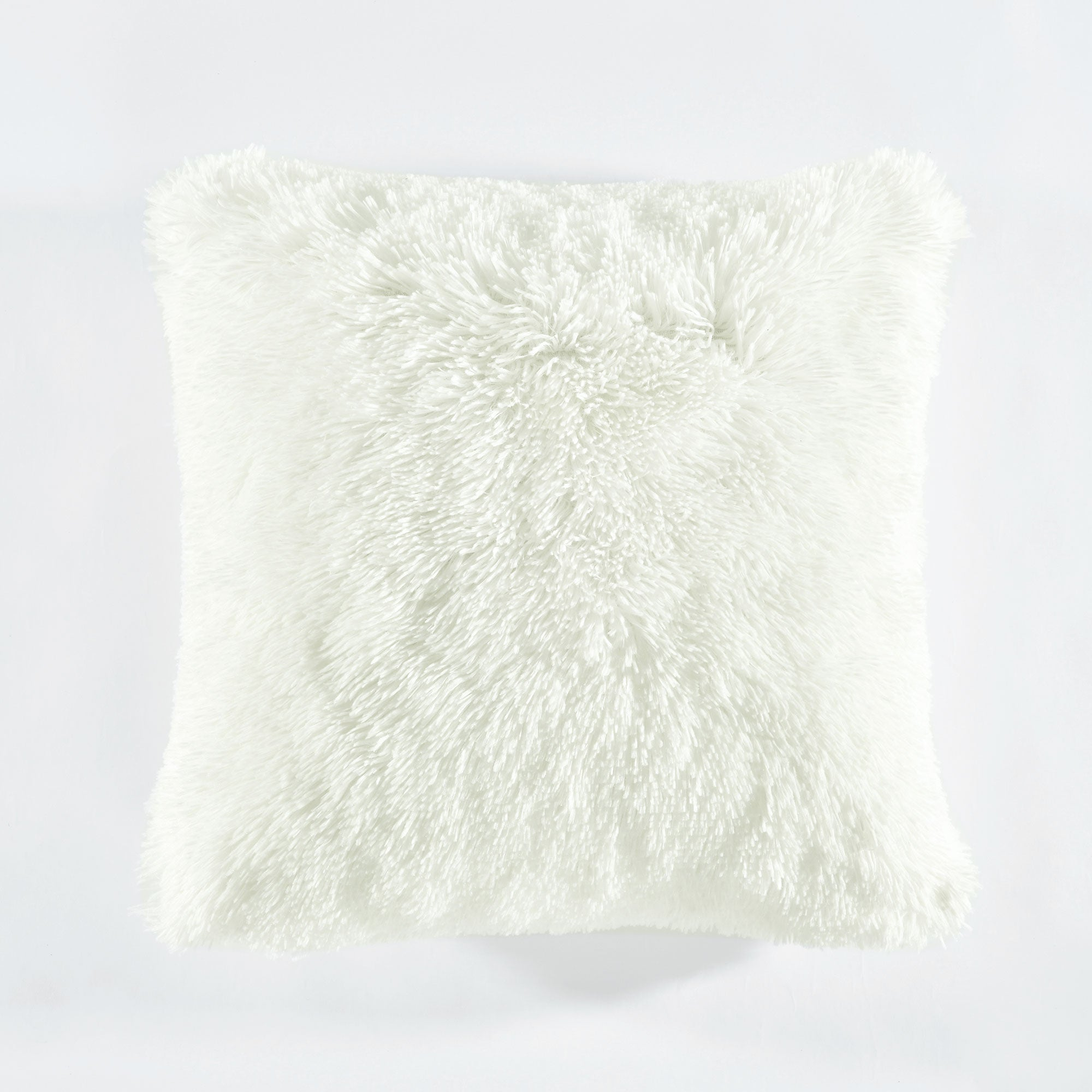 Emma Faux Fur Decorative Pillow Cover