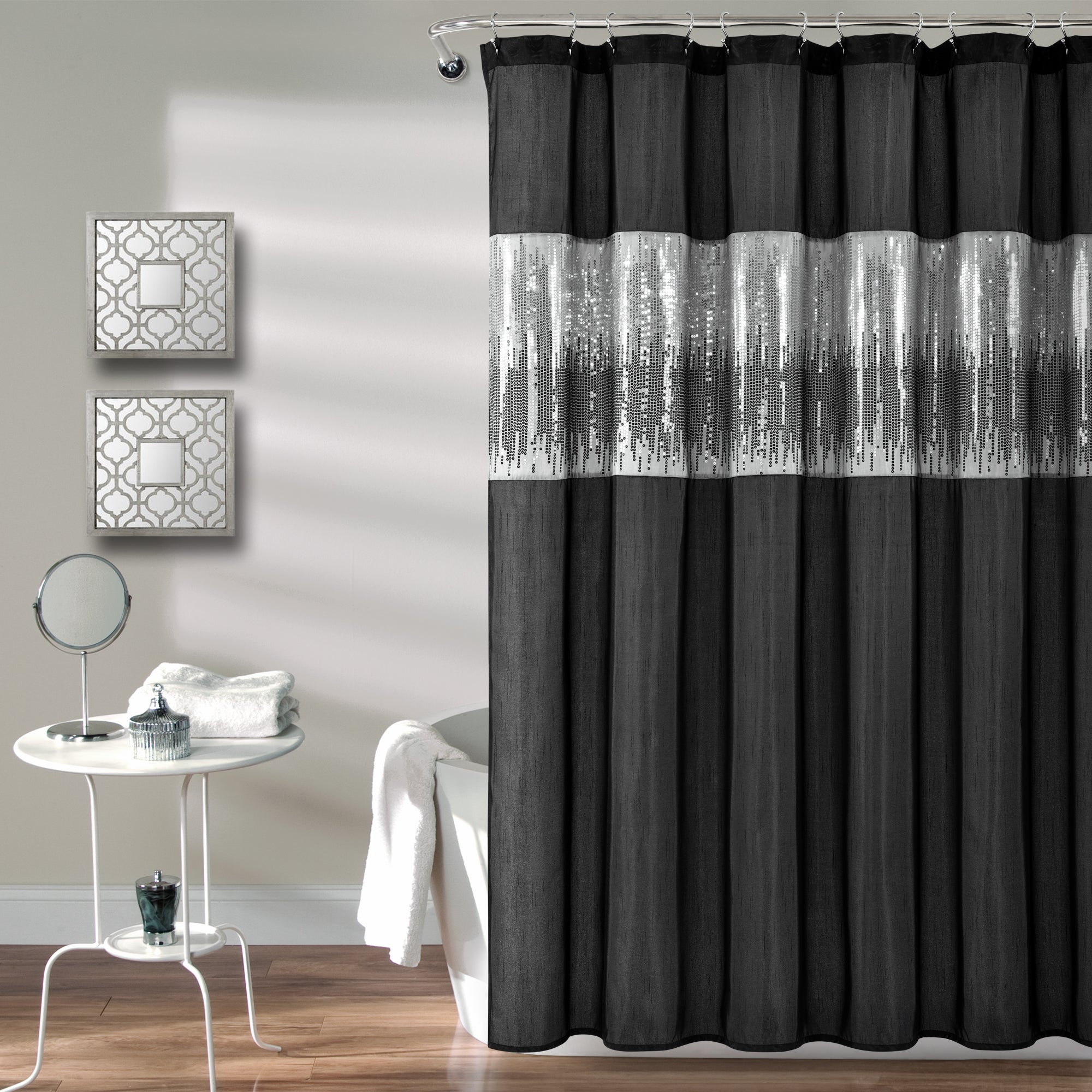 Night Sky Shower Curtain Lush Decor Www Lushdecor Com Lushdecor