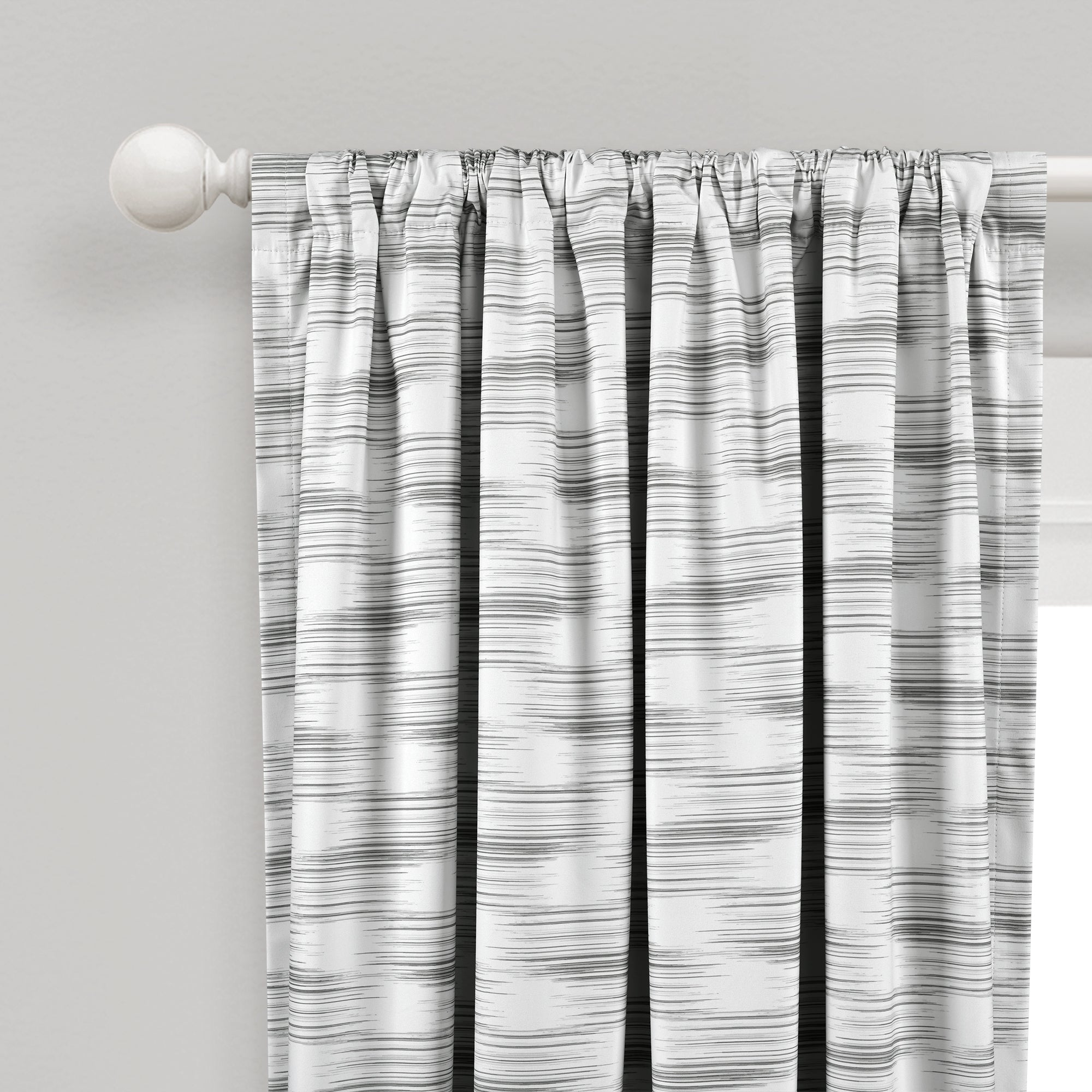 Jungle Adventure Geo Blackout Window Curtain Panel