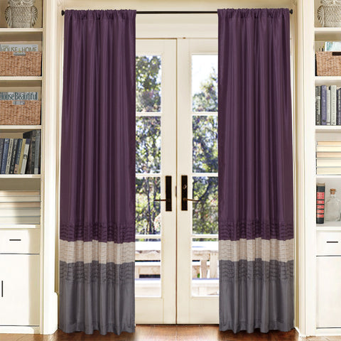Mia Window Curtain Set