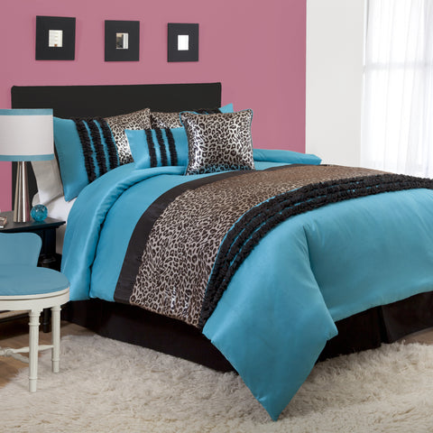 Kenya 6 piece Junior Comforter Set