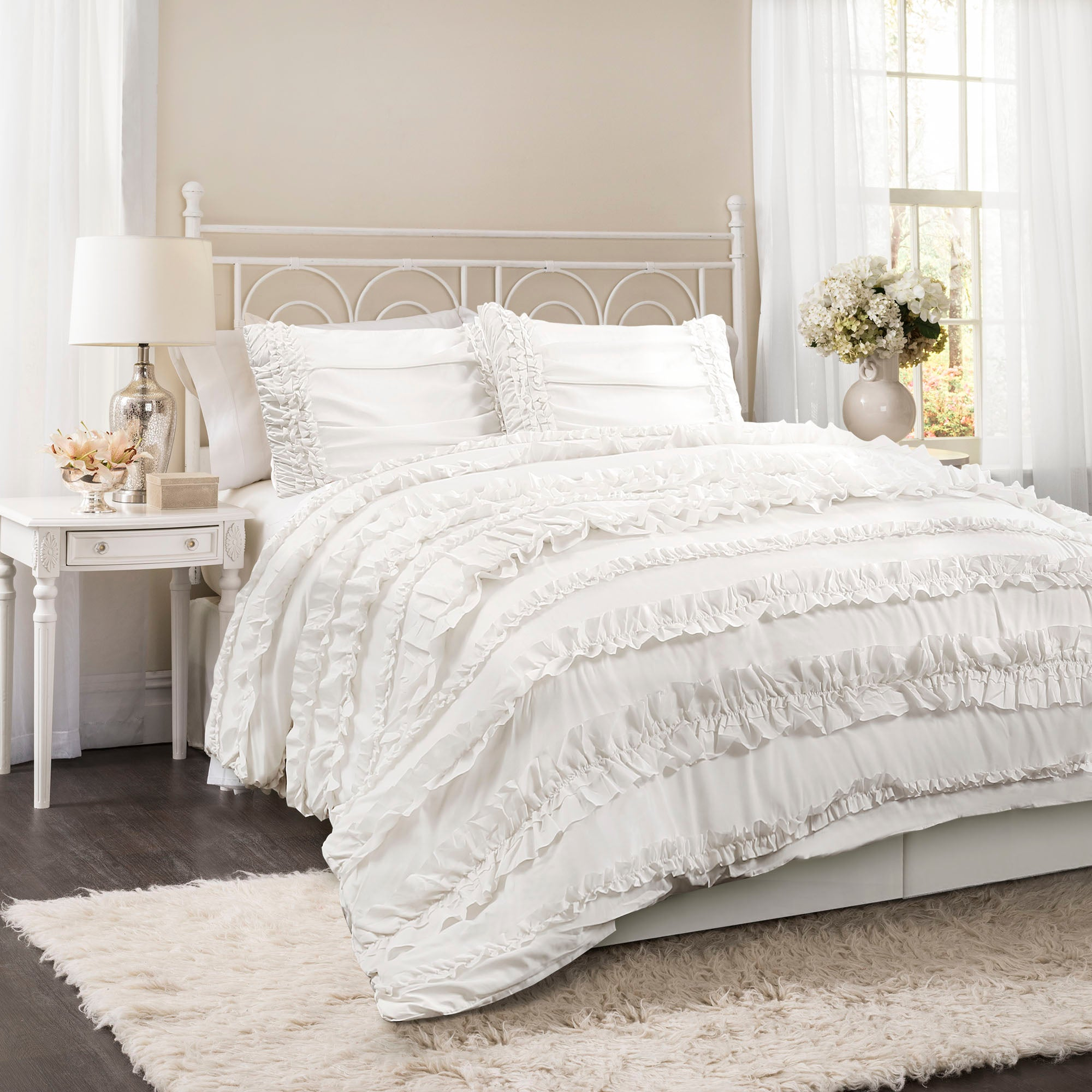 Belle 4 Piece Comforter Set