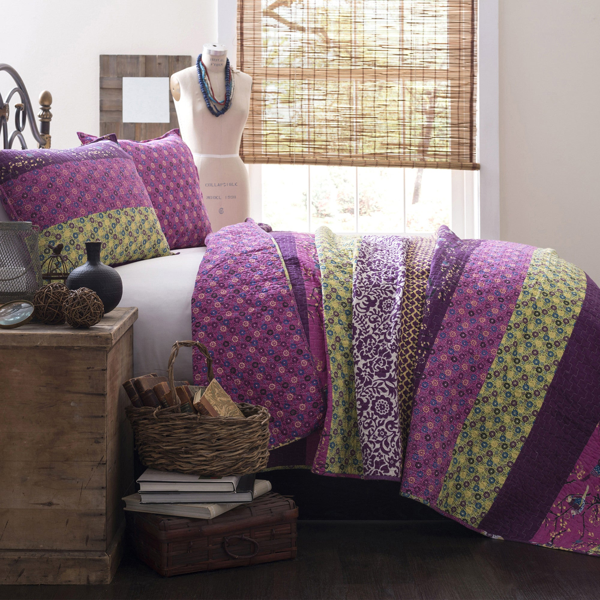 sheets bed asli quilt aetherair plum co