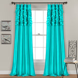 Circle Dream Window Curtain Set