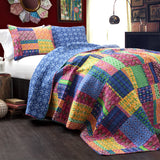 Misha 3 Piece Quilt Set