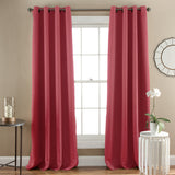 Jamel Blackout Window Curtain Set