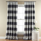 Stripe Blackout Window Curtain (Pair)