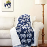 Elephant Parade Throw