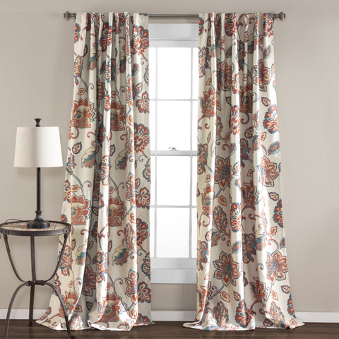 Aster Window Curtain Set