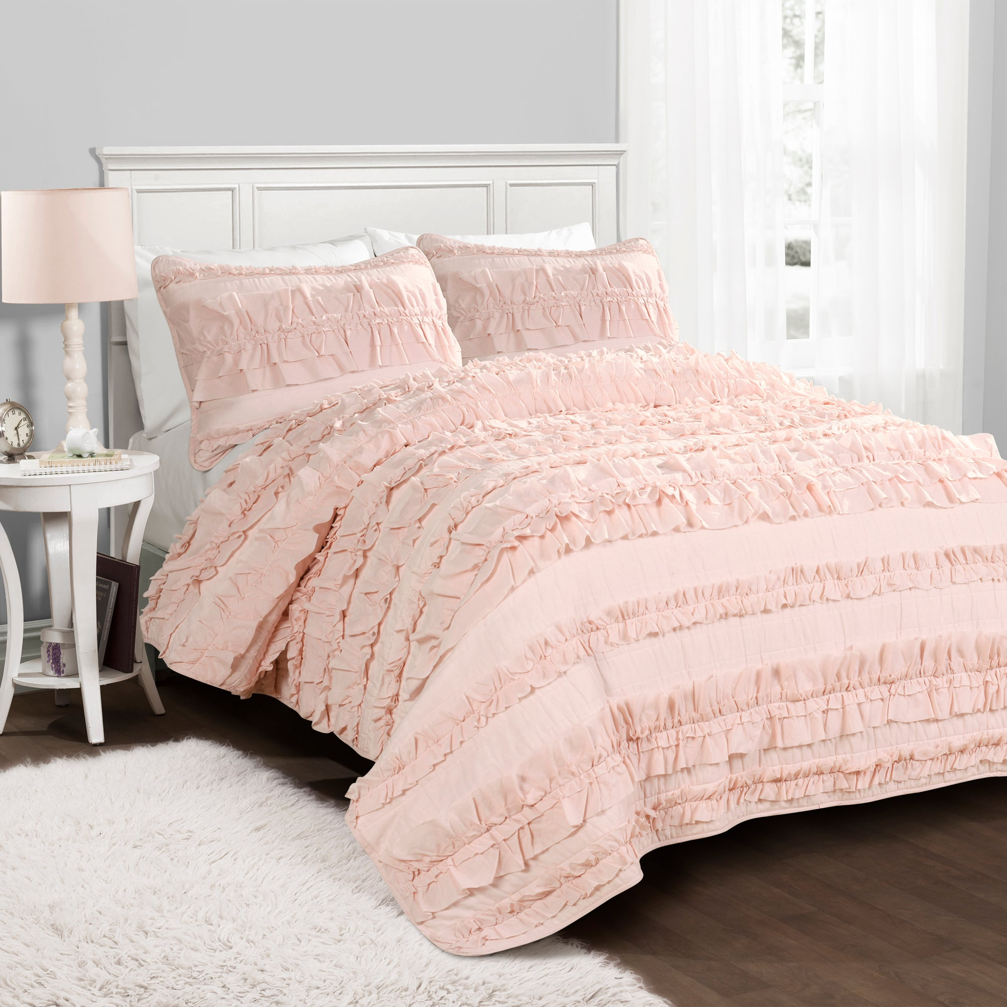Belle Quilt 2 Piece Set Twin