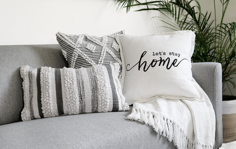 Modern Farmhouse Decorative Pillow Covers Collection