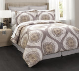 Mari Comforter 6 Piece Set